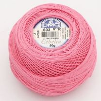 Cebelia Crochet Thread Size 10 - Pink (Color #603)