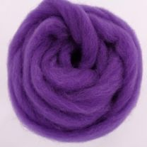 Kraemer Mauch Chunky Roving - Plum (Color #R1015)