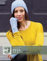 Plya Hat and Mitts