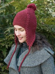 Four Winds Hat - A Berroco Vintage Chunky Pattern