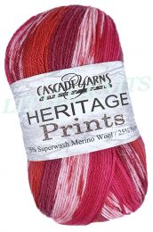 Cascade Heritage Prints - Reds (Color #51)