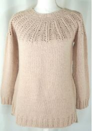 Cascade Miraflores - Spoken-For Pullover - FREE PATTERN LINK TO DOWNLOAD IN DESCRIPTION (No Need to add to Cart)
