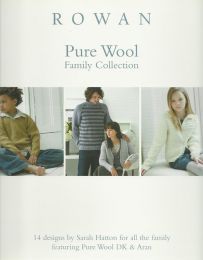 Rowan Pure Wool Family Collection