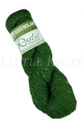 Queensland Rustic Tweed - Hunter Green (Color #109)