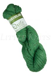 Queensland Rustic Tweed - Emerald (Color #126)