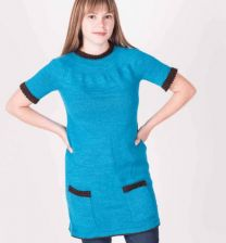 Quoi Tunic - A Juniper Moon Stargazer Pattern - FREE WITH PURCHASES OF 5 OR MORE SKEINS OF Stargazer (PDF File)