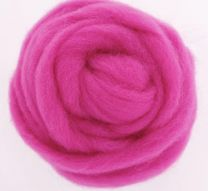 Kraemer Mauch Chunky Roving - Raspberry (Color #R1014)