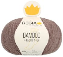 Regia Premium Bamboo - Mountainside (Color #23) - FULL BAG SALE (5 Skeins)