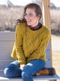 Riasa - A Berroco Catena Pattern - FREE WITH PURCHASES OF 9 SKEINS OF CATENA (PDF File)
