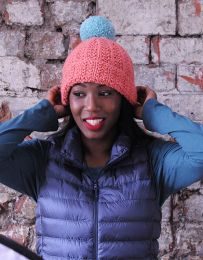 Mistake Stitch Rib Hat