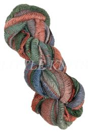 Knitting Fever Ripple - Salmon, Periwinkle, Limestone (Color #114)