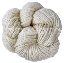 WYS Bluefaced Leicester Roving Yarn - Natural Ecru Undyed (Color #001)