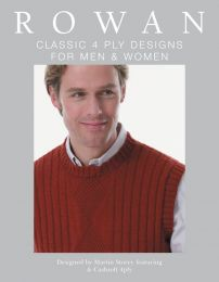 Rowan Classic 4 Ply Designs for Men & Women