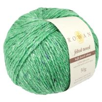 Rowan Felted Tweed Kaffe Fassett Colors - Vasoline Green (Color #204)