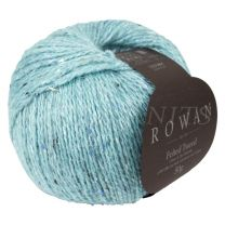 Rowan Felted Tweed Dee Hardwicke Colors - Winter Blue (Color #803)