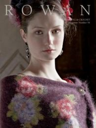 Rowan Knitting & Crochet Magazine 55