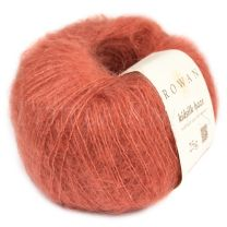 Rowan Kidsilk Haze - Burnt Caramel (Color #680)