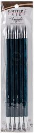 """Knitter's Pride Royale 6"""" Double Pointed Needles - US 11 (8mm)"""