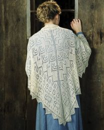 Fiber Trends - The Sheep Shawl