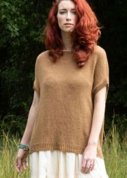 Saja - Free With Purchase of 4 Skeins of Berroco Mantra Pattern (PDF File)