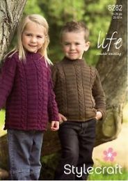 Stylecraft- Life Patteren #8282
