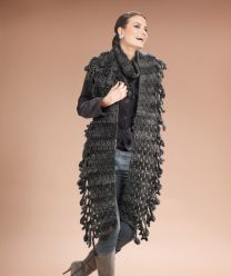 Moments 007 Pattern Book - Ladies Scarf - A Diverso Pattern