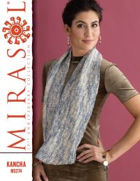 Kimberly - Free with Purchase of 1 Skein of Mirasol Kancha (PDF File)