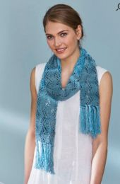 Scarf - Free pattern for Ombre - LINK TO DOWNLOAD IN DESCRIPTION (No Need to Add to Cart)