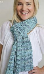 Speckled Covert Scarf - FREE with Purchases of 2 Skeins of Sun Kissed (Please add to cart to receive)
