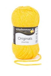 Schachenmayr Journey ‑ Canary (Color #23) 50 grams