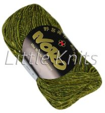 Noro Silk Garden Solo - Olive Green (Color #4)