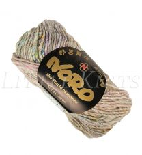 Noro Silk Garden Solo - Natural, Soft Brown, Soft Pink (Color #01)