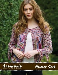 Sheryn Cardigan - Free Download with Huasco Purchase of 4 or more skeins