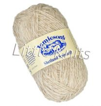 Jamieson's Double Knitting - Eesit/White (Color #120)
