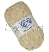 Jamieson's Shetland Spindrift - Buttermilk (Color #179)
