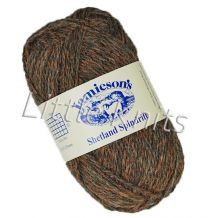 Jamieson's Shetland Spindrift - Tan Green (Color #241)