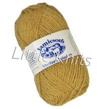 Jamieson's Shetland Spindrift - Gold (Color #289)