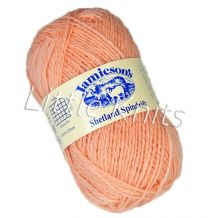 Jamieson's Shetland Spindrift - Apricot (Color #435)