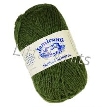 Jamieson's Shetland Spindrift - Ivy (Color #815)