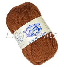 Jamieson's Shetland Spindrift - Cocoa (Color #870)