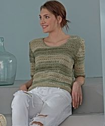 Crocheted Shirt - Free pattern for Ombre - LINK TO DOWNLOAD IN DESCRIPTION (No Need to Add to Cart)