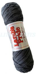 Lamb's Pride Worsted - Silver Streak At Nite - Deep Charcoals with a Color-on-Color Variation