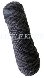 Lamb's Pride Bulky - Silver Streak At Nite - Deep Charcoals with a Color-on-Color Variation