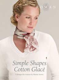 Simple Shapes Cotton Glace