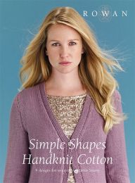 Simple Shapes Handknit Cotton