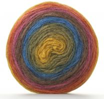 Sirdar Colourwheel - Colouroma (Color #201) - Big 150 Gram Cakes!