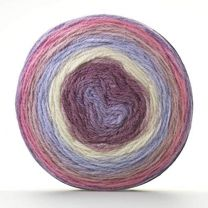 Sirdar Colourwheel - Perfectly Pretty (Color #200) - Big 150 Gram Cakes!