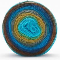 Sirdar Colourwheel - Whirlwind (Color #208) - Big 150 Gram Cakes!