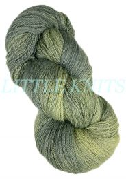Fly Designs Skinny Flying Sheep - Herb Garden - Blue Face Leicester - 8 OUNCE HANK!