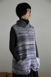 Sleeveless Tunic - FREE Purchase of Noro Tennen (One free pattern per purchase please)